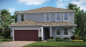 The Independence  Model Tour Lennar Homes Tampa Florida