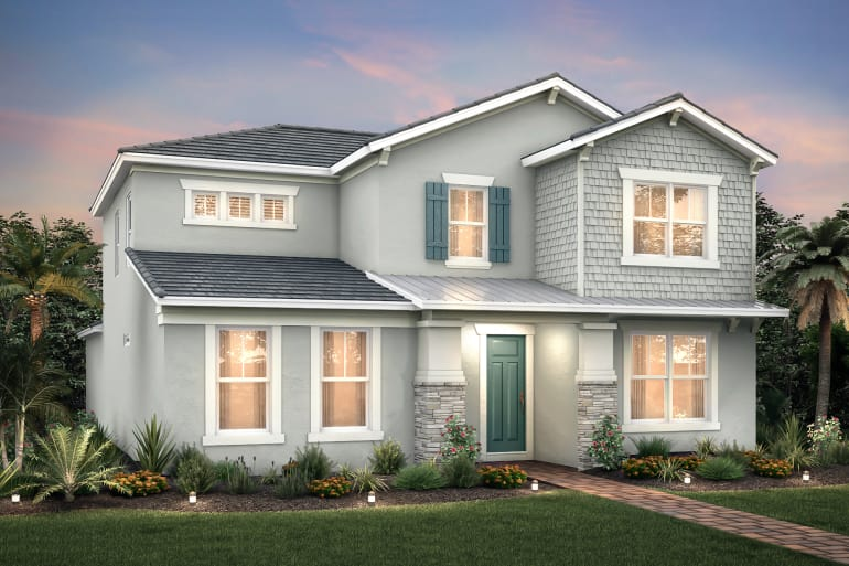 Mallory Park At Lakewood Ranch Florida New Homes Community