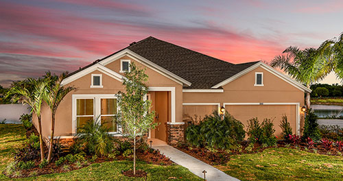 Trevesta New Home Community Palmetto Florida