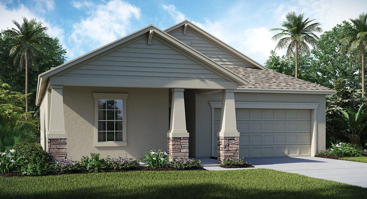 Wimauma Florida New Homes Communities
