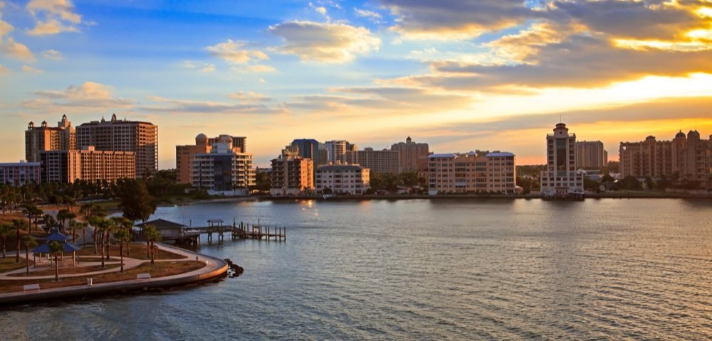 You are currently viewing Sarasota Florida Skyline & New Condominiums