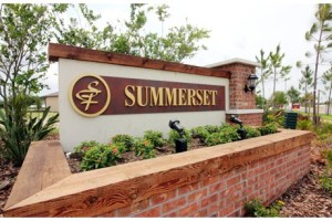 New Homes at Summerset at South Fork in Riverview, Florida