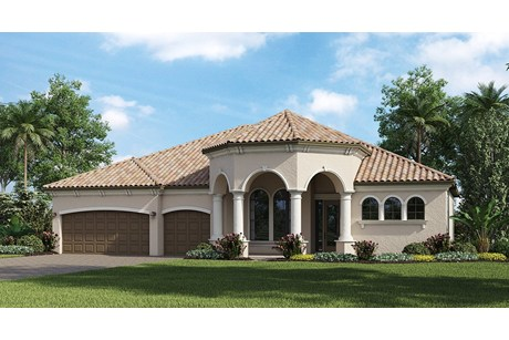 Bridgewater At Lakewood Ranch Lakewood Ranch Florida New Homes Community