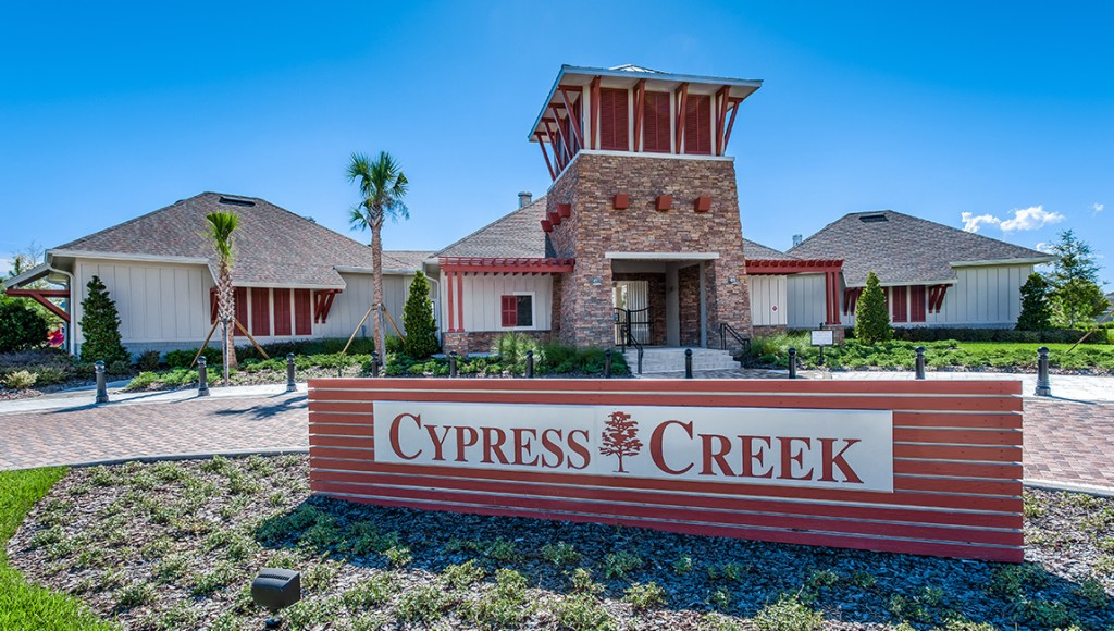 Crypress Creek Ruskin Florida New Homes Community