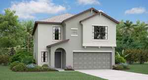 South ​F​ork Lakes: The ​Boston ​​Lennar Homes Riverview Florida New Homes Community