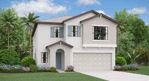 South ​F​ork Lakes: The Concord ​Lennar Homes Riverview Florida New Homes Community