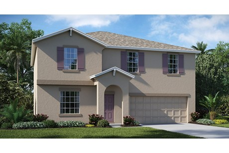 New Home Communities Gibsonton Florida