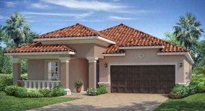 The Eastham  Model Tour Lennar Homes Tampa Florida