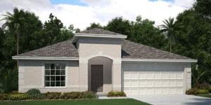 The Harrington  Model  Tour Lennar Homes Riverview Florida