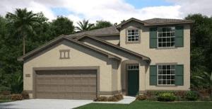 The Mayflower Model Tour Lennar Homes Tampa Florida