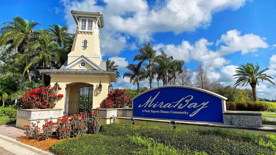 Read more about the article Mira Bay New Home Communities  Apollo Beach Florida