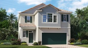 The Sheffield Model Tour Lennar Home Riverview Florida