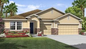Del Tierra New Home Community Bradenton Florida
