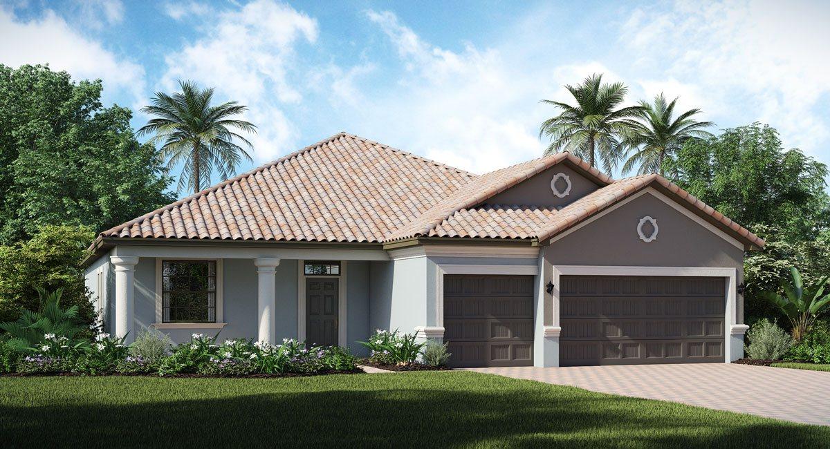 CalAtlantic  Homes New Home Communities Riverview Florida