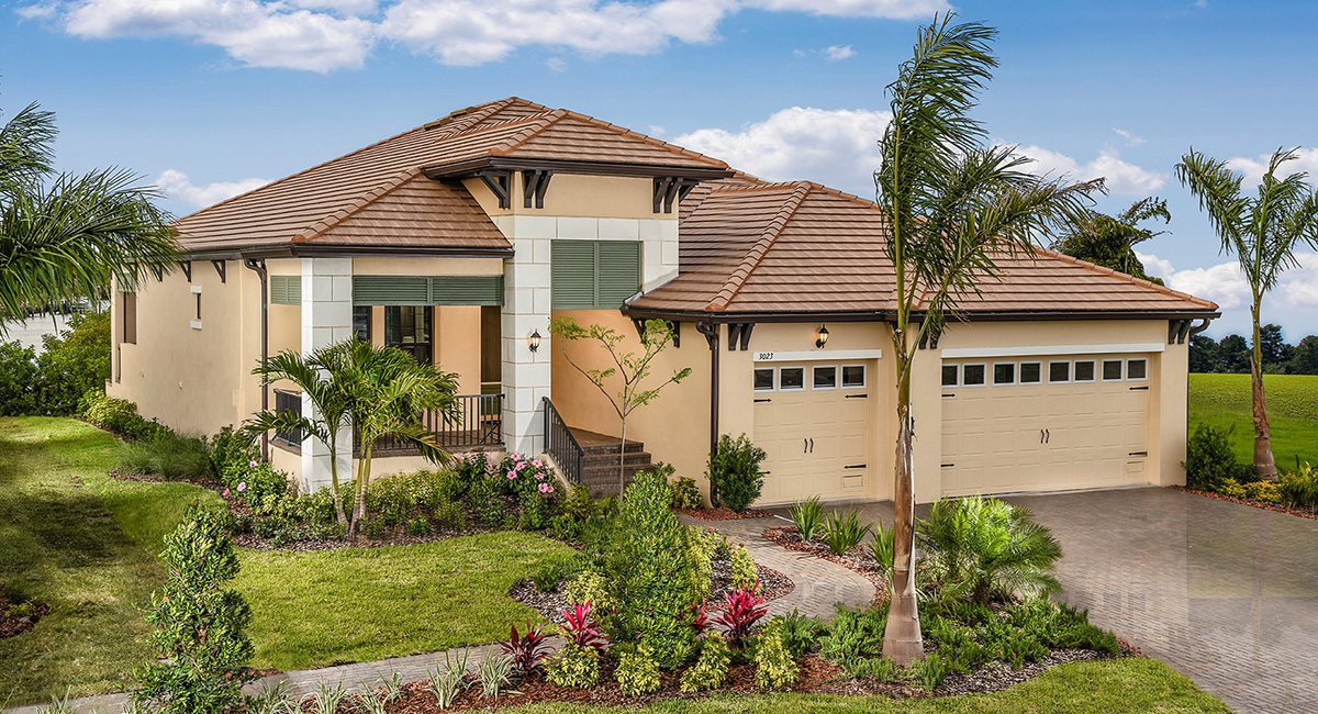 The Captiva  Model Tour Lennar/WCI Homes  South Shore Yacht Club Ruskin Florida