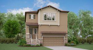 The Alabama Model Tour Southport New Home Community South Tampa Florida