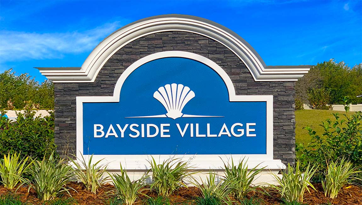 Bayside Village Ruskin Florida Real Estate | Ruskin Realtor | New Homes for Sale | Ruskin Florida