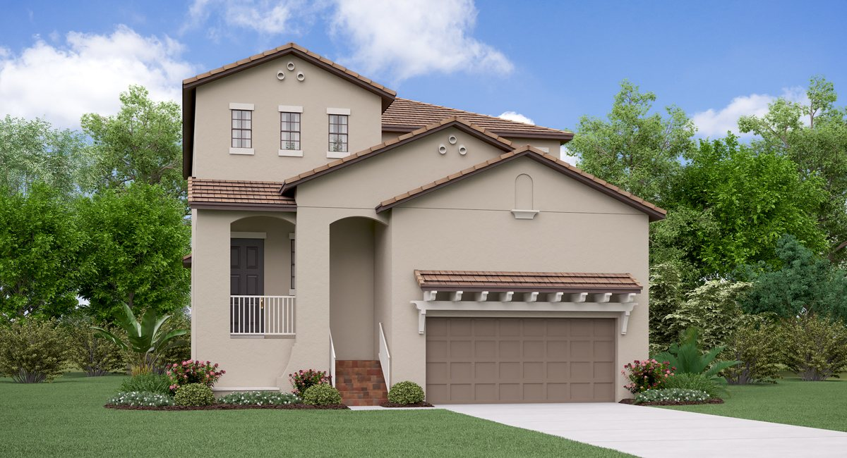 The Georgia | Southport New Home Community | South Tampa Florida Real Estate | South Tampa Florida Realtor | New Homes for Sale | South Tampa