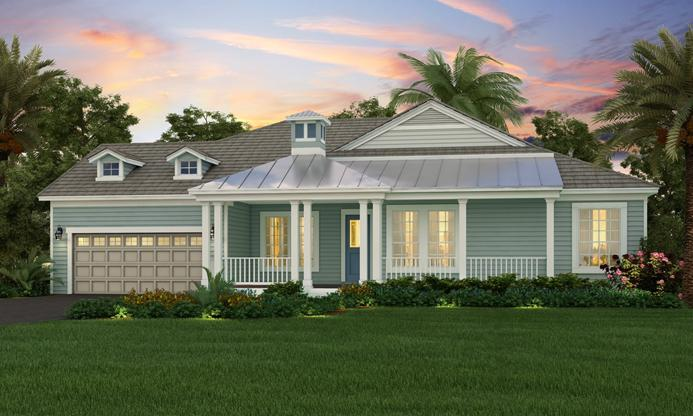 33572 New Home Community Apollo Beach Florida