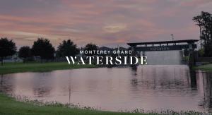 Monterey Grand Waterside New Home Community Lutz Florida