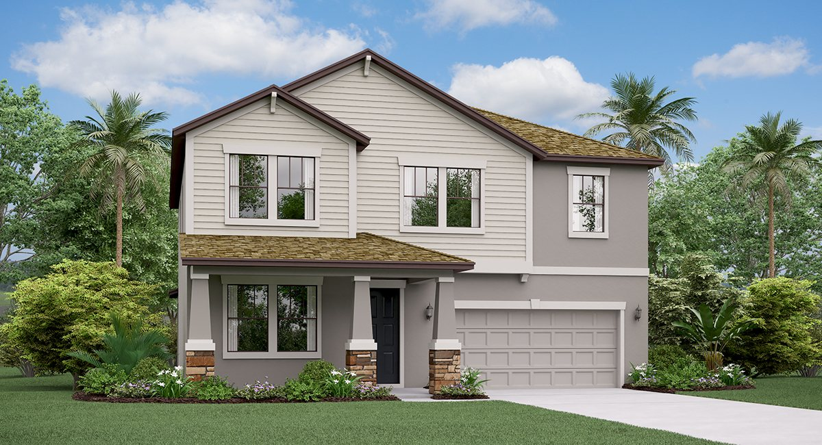 Oaks At Shady Creek Riverview Florida Real Estate | Riverview Realtor | New Homes for Sale | Riverview Florida