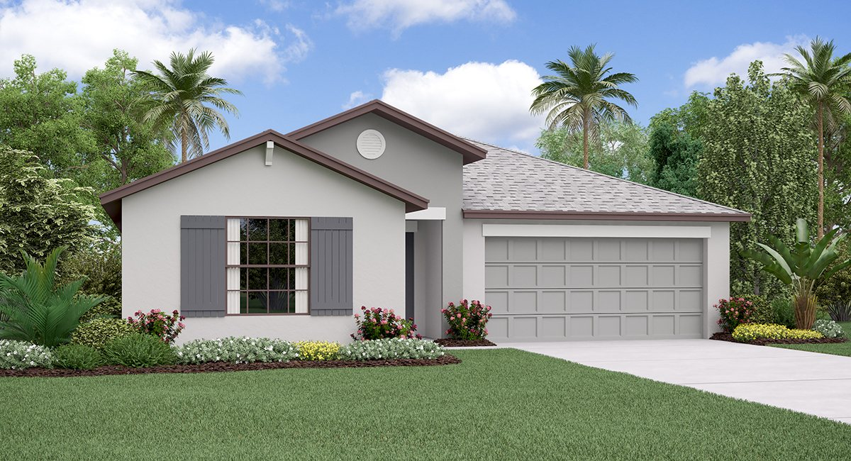 The  Hartford Model Lennar Homes Riverview Florida Real Estate | Riverview Realtor | New Homes for Sale | Riverview Florida