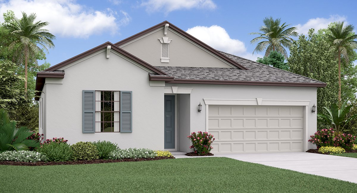 Belmont The North Carolina Model Tour Ruskin Florida Real Estate | Ruskin Realtor | New Homes for Sale | Ruskin Florida