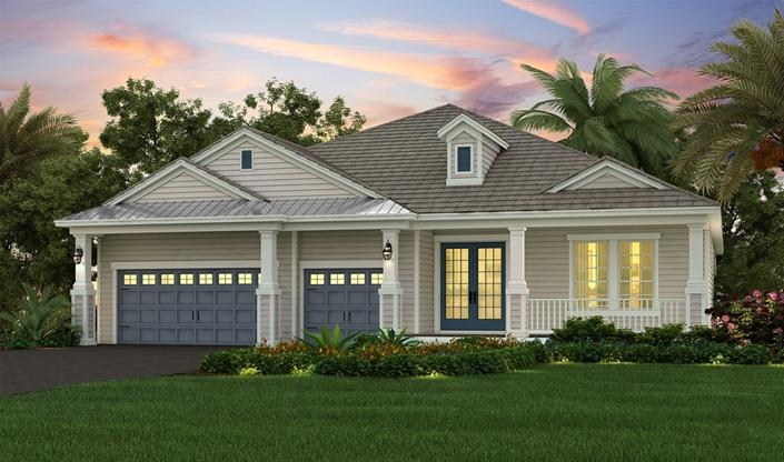 New Home Communities Apollo Beach Florida