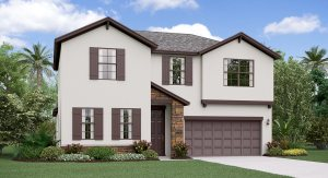 The Rhode Island Model Tour Lennar Homes Tampa Florida