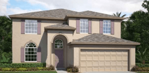The Catalina Model Tour Lennar Homes Riverview Florida