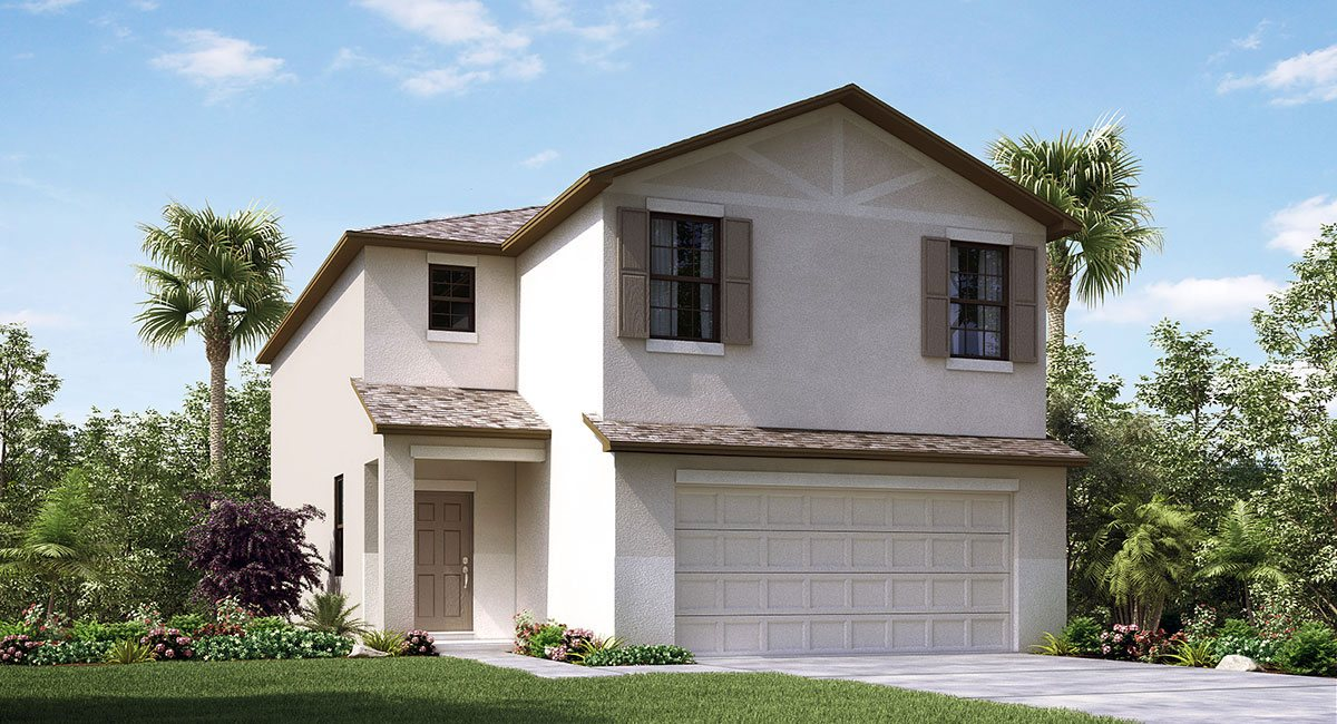 Read more about the article The Sedgewick Model Tour Lennar Homes Riverview Florida