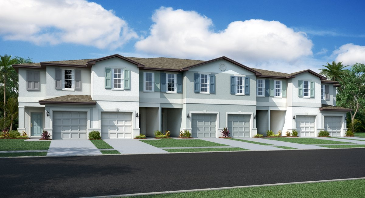 Brandon Pointe Home Community Brandon Florida