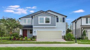 Bexley Manors New Home Community Land O Lakes Florida