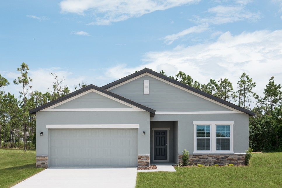 Imperial Oaks New Home Community Seffner Florida