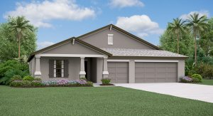 The Santa Fe Model Tour Lennar Homes Tampa Florida