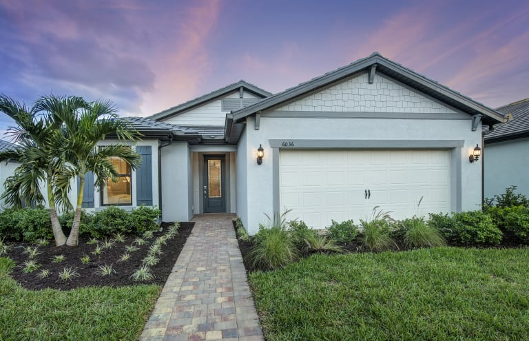 Sapphire Point's New Home Community Lakewood Ranch Florida