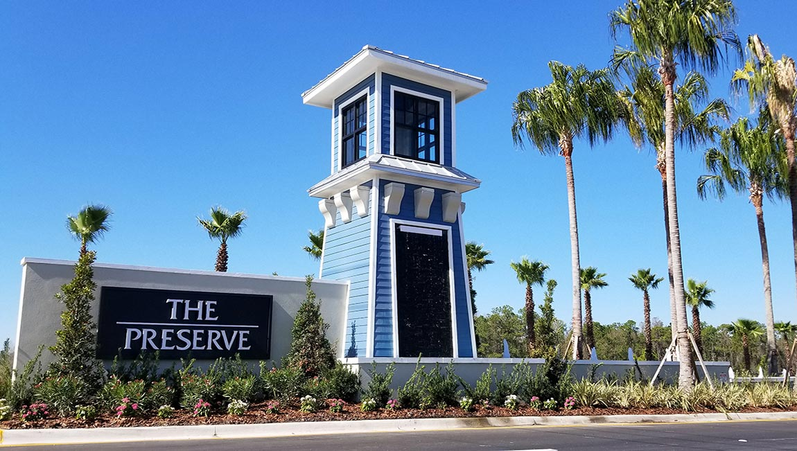 The Preserve  New Home Community Odessa Florida