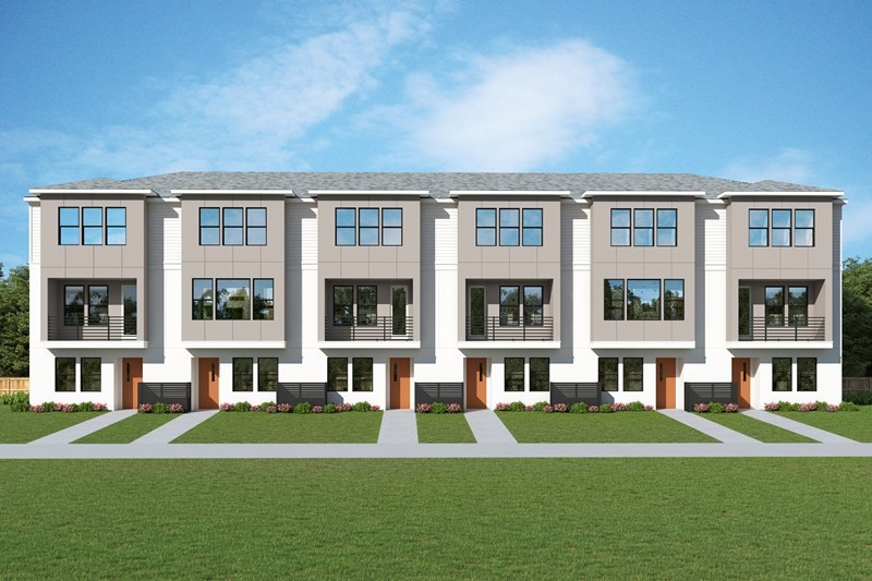 Westshore Village New Town Home Community Tampa Florida