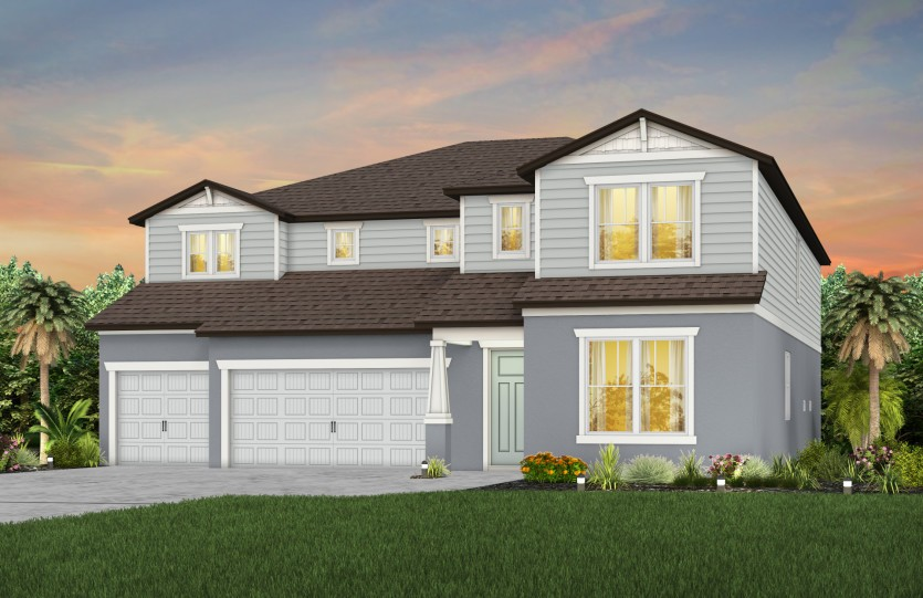 Willowbrooke New Home Community Valrico Florida