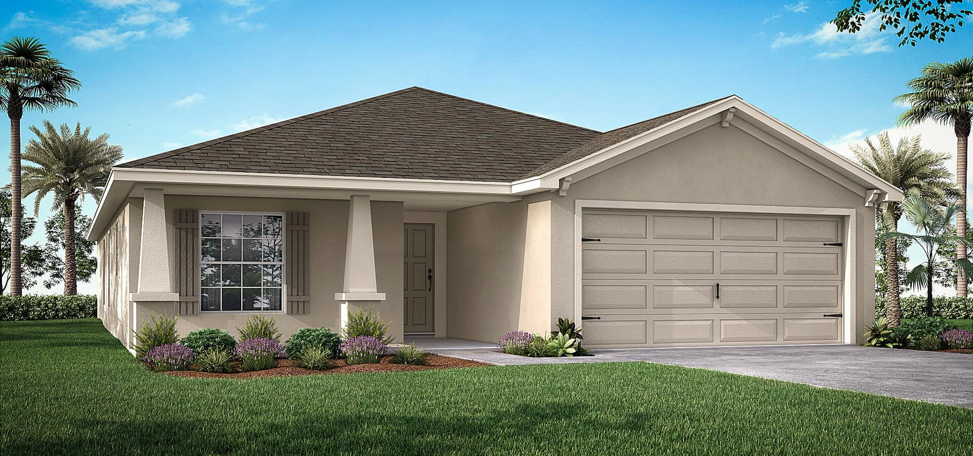 Ridgewood West New Home Community Riverview Florida