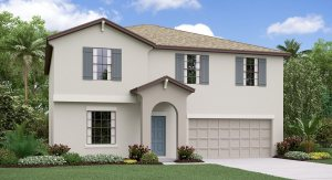 The  Providence Model Tour Lennar Homes Riverstone Lakeland Florida