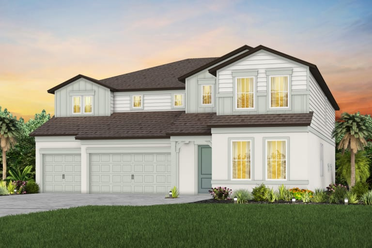 Hawks Reserve New Home Community Riverview Florida