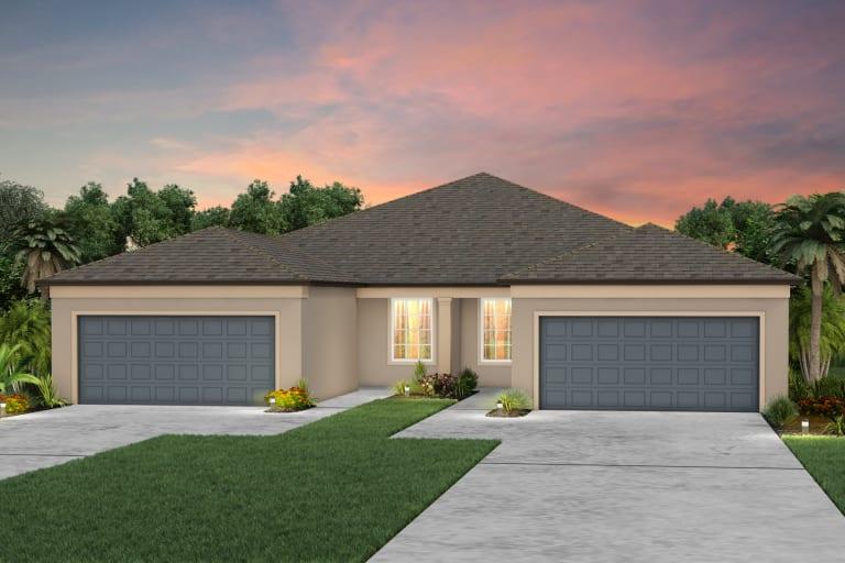 WATERSET New Villas Community Apollo Beach Florida