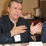 Moderator Patrick DeMarco