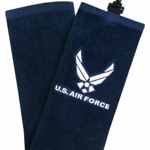 United States Air Force Golf Towel
