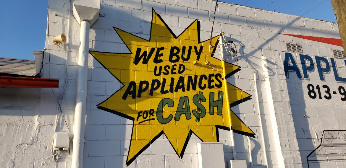 Cash For Appliances Tampa