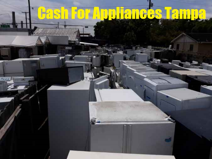 Who buys used appliances in Tampa