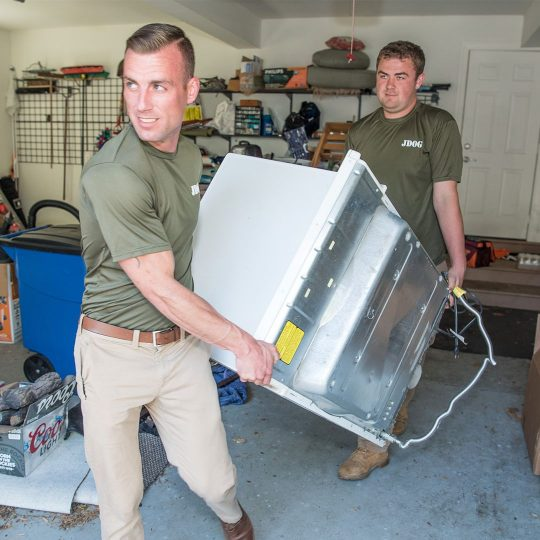 Free Appliance Removal Tampa