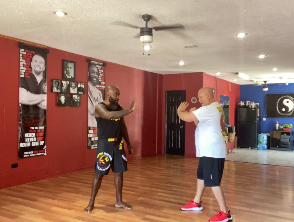 Tampa Wing Chun Kung Fu - private lesson