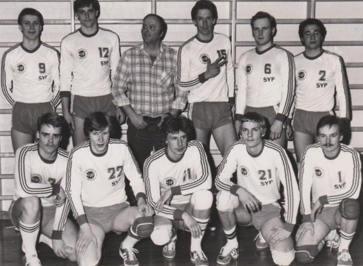 Sisun 1-joukkue 1981